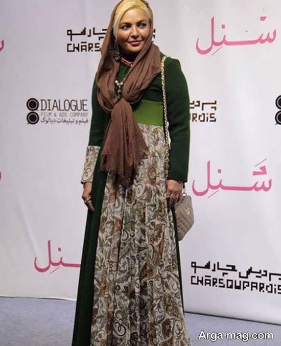 شهرزاد عبدالمجید در سینما چارسو