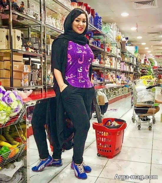 شقایق دلشاد در دبی