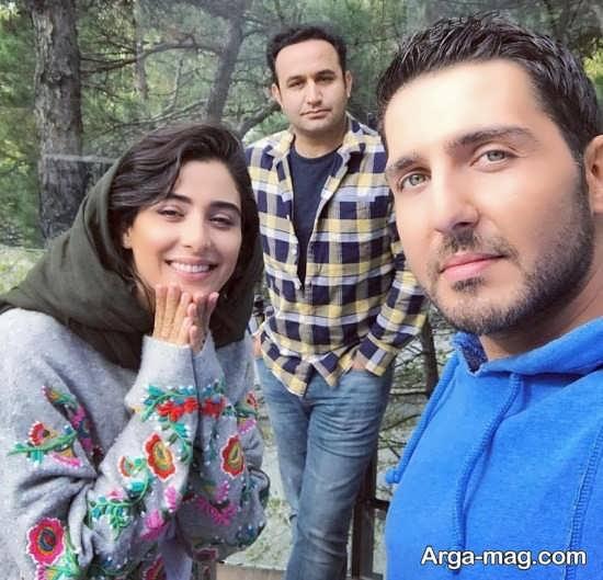 آناهیتا افشار و محمدرضا غفاری