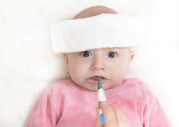 دمای بدن نوزاد در حالت نرمال چقدر است؟