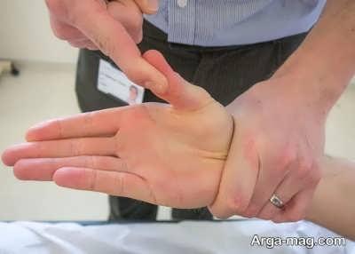 راه های درمانی درد انگشتان دست