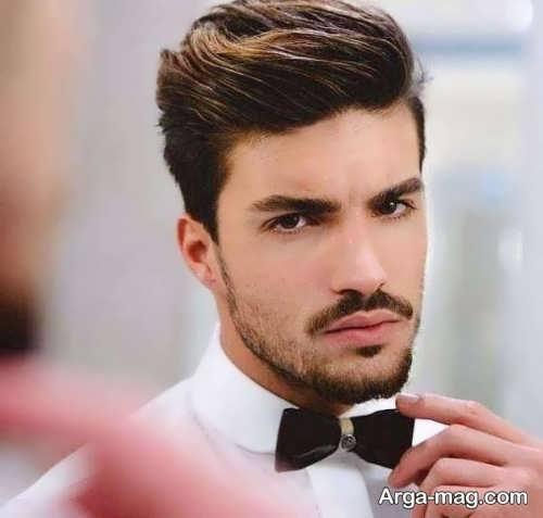 مدل موی دامادی زیبا و خاص
