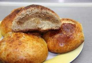 طرز تهیه نان گاتا