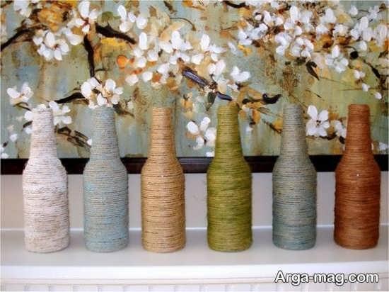 ساخت گلدان برای گل مصنوعی