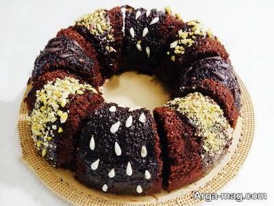 روش پخت کیک شکلاتی بی بی