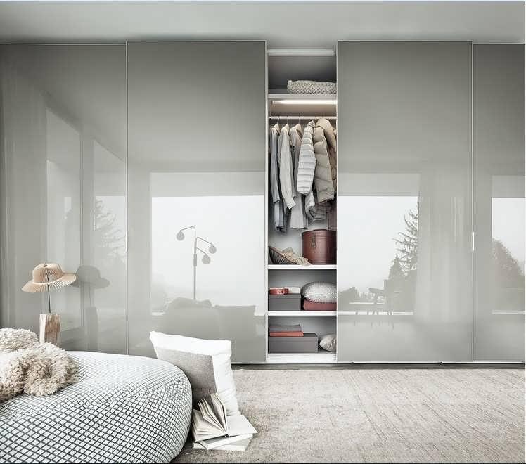 مدل مانتو می مدل های کمد دیواری جدید و شیک برای اتاق خواب