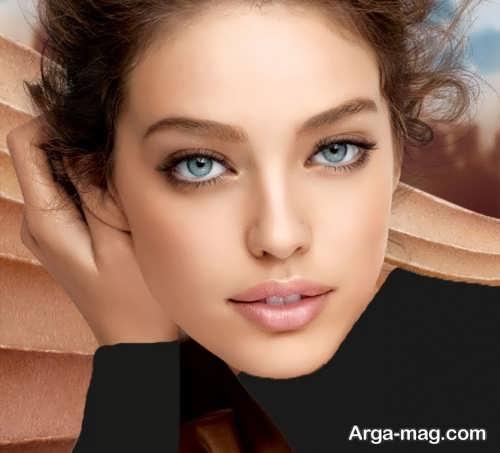 مدل آرایش زیبا و جذاب دخترانه