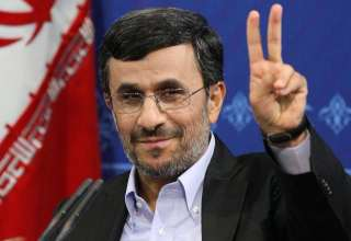 عکس احمدی نژاد