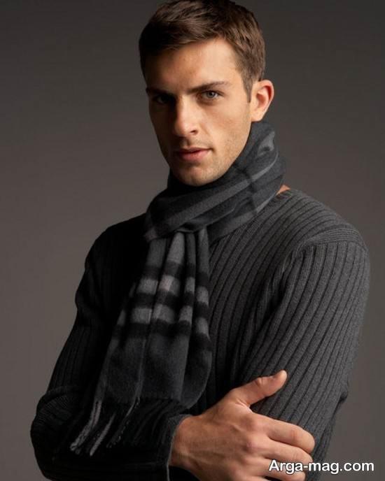 مدل شال گردن مردانه