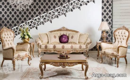 مبل و میز سلطنتی