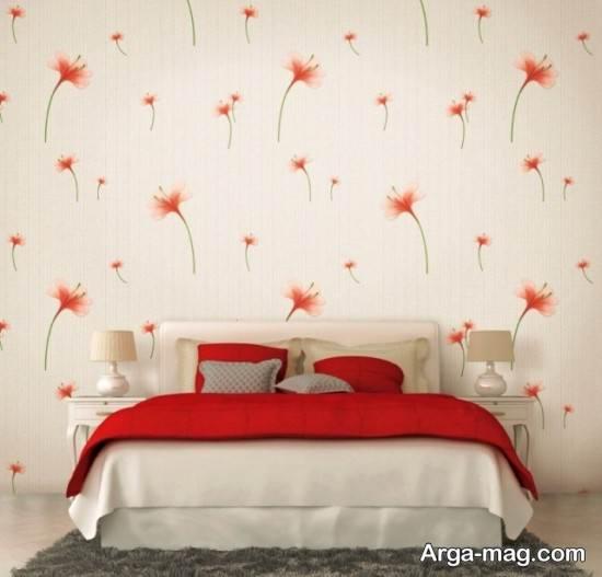 کاغذ دیواری به سبک جدید
