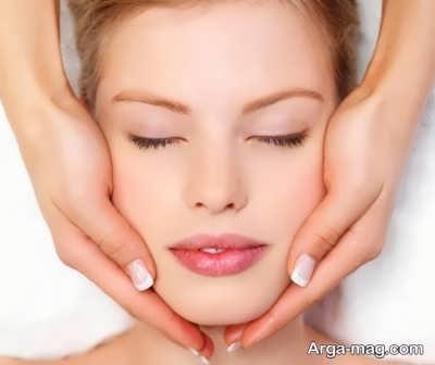 راه های درمانی رفع شلی پوست صورت