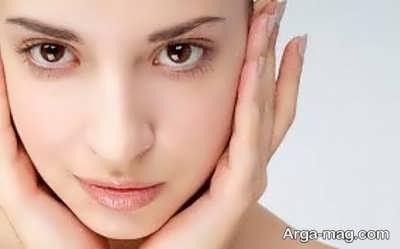 ماسک های خانگی در درمان رفع شلی پوست صورت