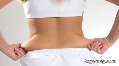 برنامه غذایی رژیم لاغری برای شکم و پهلو در ده روز