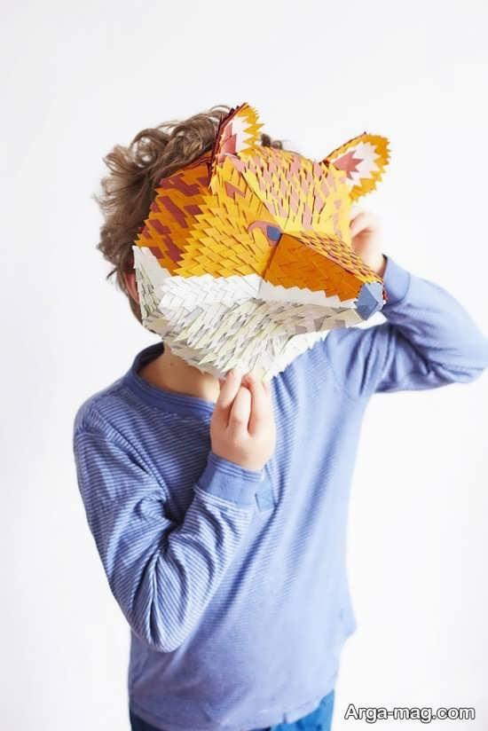 ساخت صورتک روباه