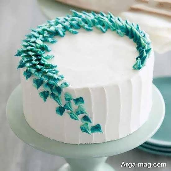 شکیل ترین تزیینات کیک خانگی