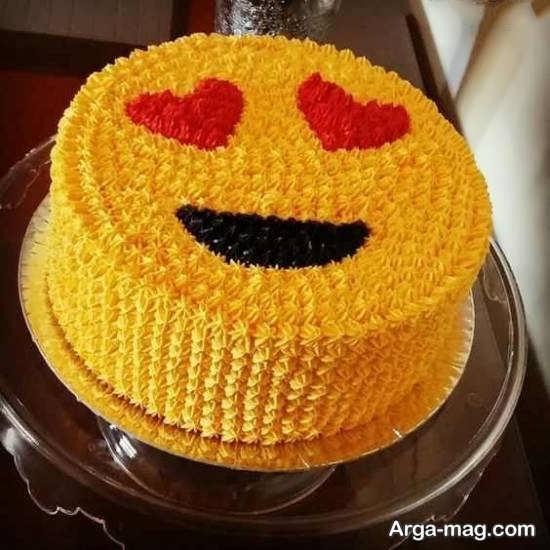 تصاویری از تزیینات کیک خانگی