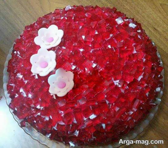 تزیینات جذاب کیک خانگی