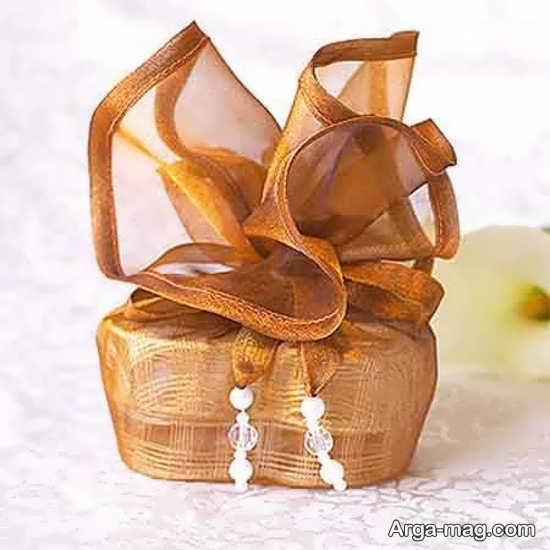دیزاین جعبه کادو برای عروس