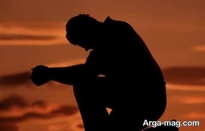 متن جالب و احساسی درباره تنهایی
