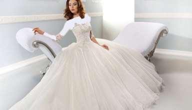 مدل لباس عروس برای افراد قد کوتاه