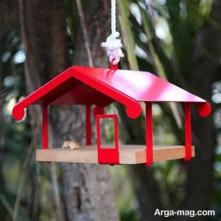 ایده هایی برای ساخت لانه پرنده