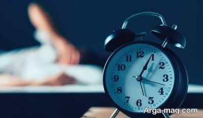 بررسی علت بی خوابی و روش های طبیعی جهت درمان آن