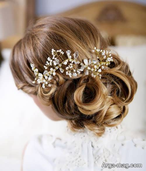 مدل موی عروس با متدهای جدید