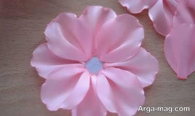 روش گلسازی با پلاستیک