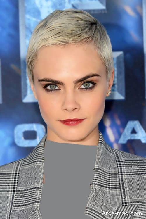 رنگ مو روشن 2018
