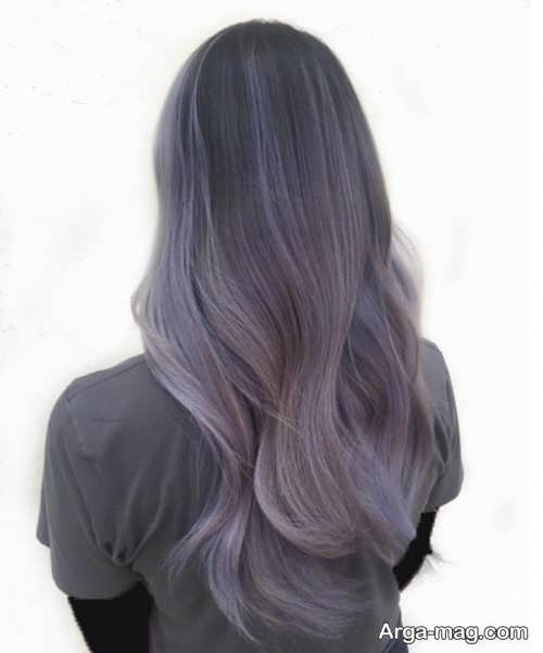رنگ موی سال 2018 زنانه شیک
