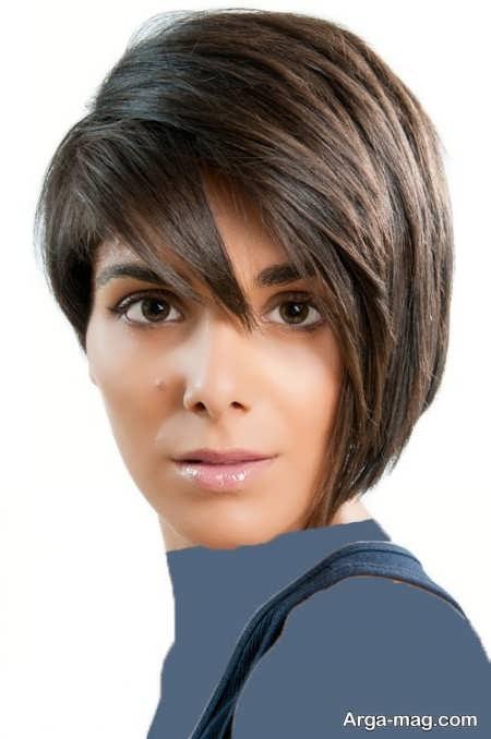 مدل موی کوتاه با جدیدترین متدها