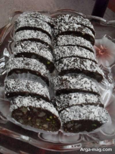 طرز تهیه شیرینی شکلاتی بدون استفاده از فر