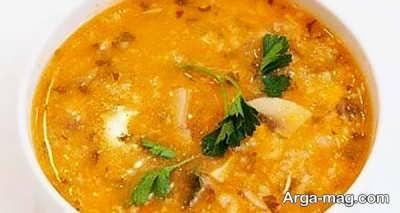 آموزش تهیه سوپ ماهی