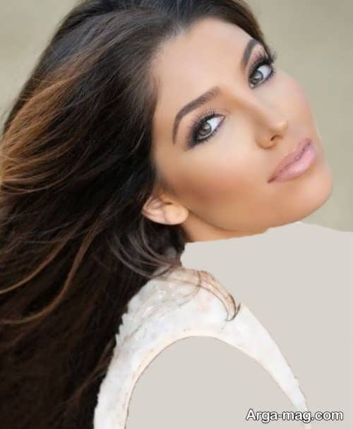 مدل آرایش زنانه