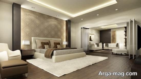 طراحی دکور برای اتاق خواب