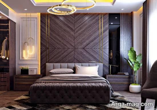 تصاویری از طراحی اتاق خواب مستر