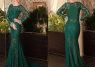 مدل لباس ماکسی گیپور