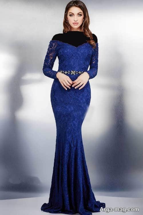مدل ماکسی گیپور شیک