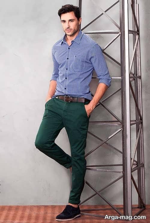 مدل لباس زیبا و شیک مردانه