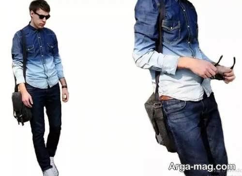 مدل پیراهن و شلوار مردانه