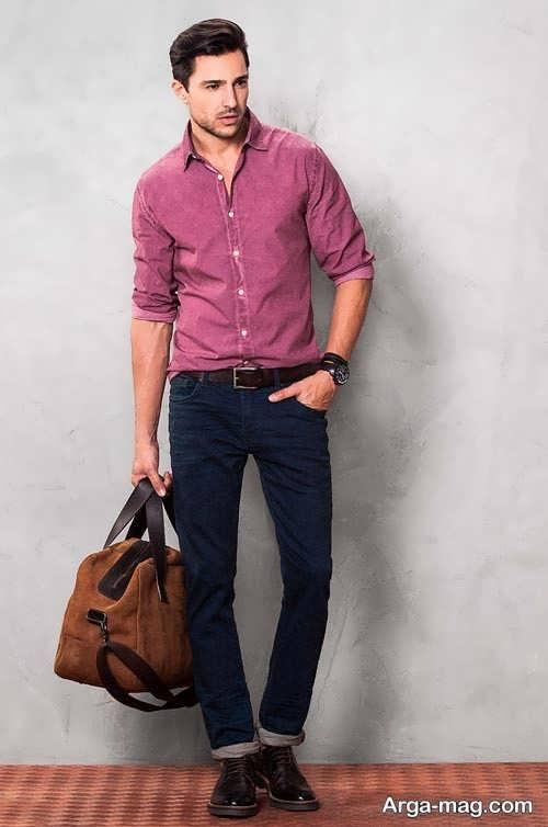 مدل لباس شیک و اسپرت مردانه