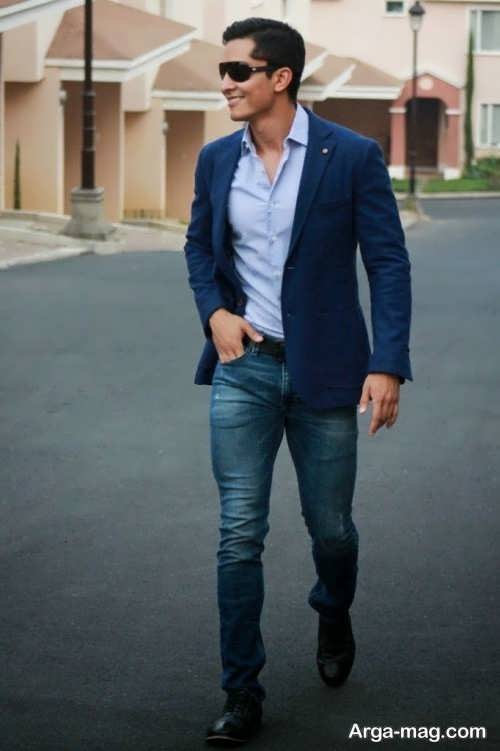 لباس شیک و جدید مردانه