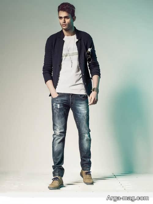 مدل لباس اسپرت مردانه جدید و زیبا