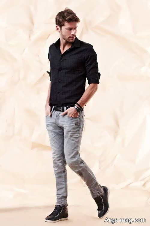 مدل لباس مردانه شیک و اسپرت