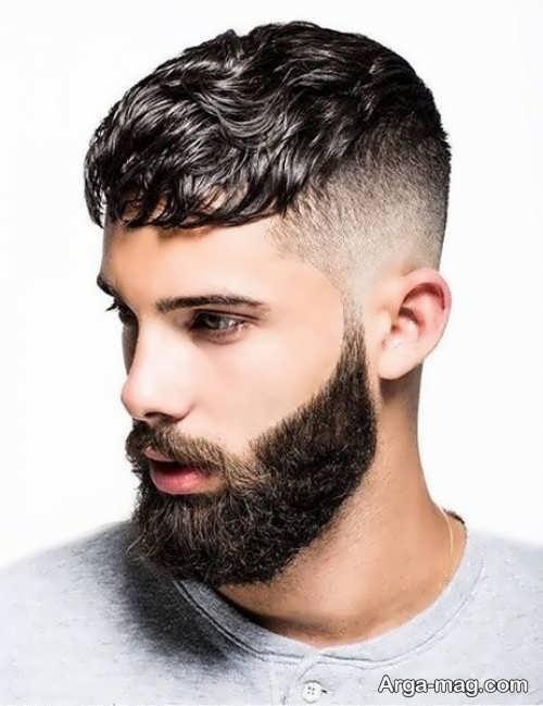 مدل موی مردانه 2018 کوتاه