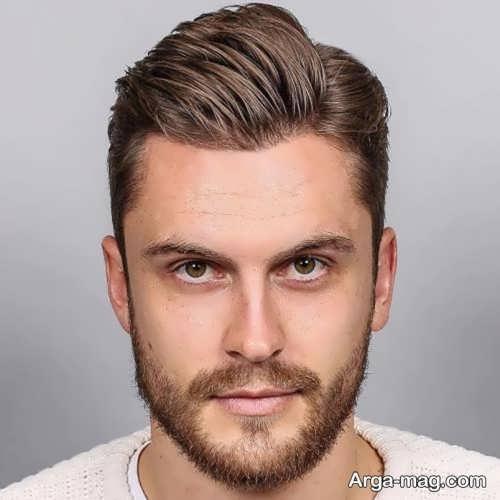 مدل موی ساده و کلاسیک مردانه