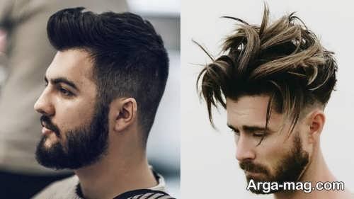 مدل مو مردانه فشن 2018