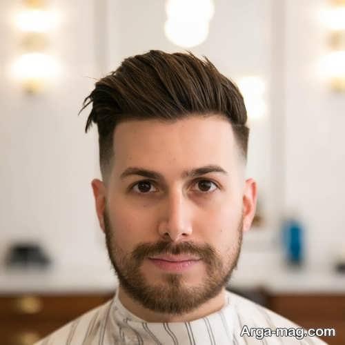 مدل موی زیبا و شیک مردانه