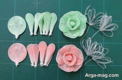 گلسازی با پلاستیک